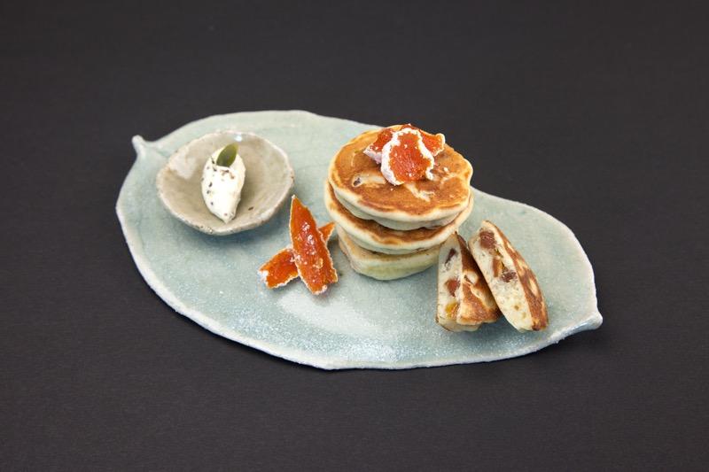 市田柿のパウンドケーキ