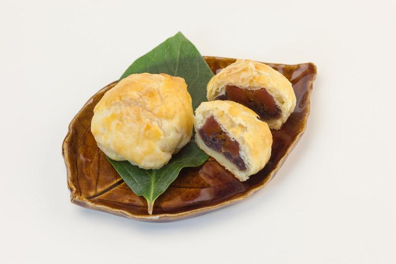 市田柿パイ